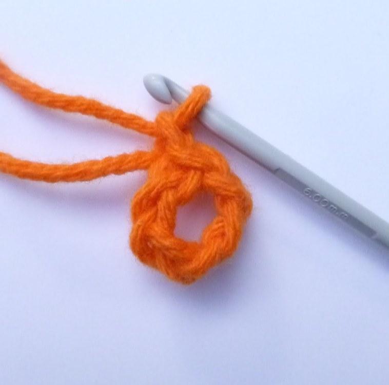 1 zincirle yuvarlak oluşturalım