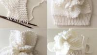 Örgü Bebek Şapkası Yapımı