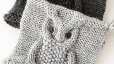 Örgü Baykuş Şapka Yapılışı – Tarifi