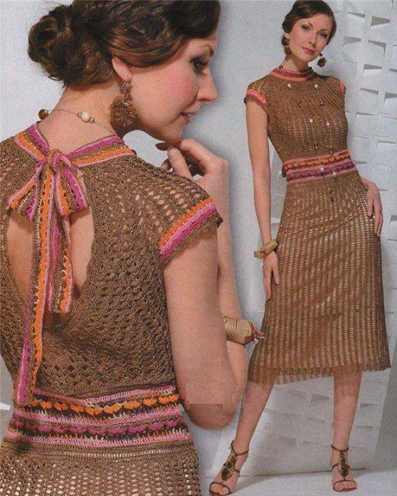 LIveinternet ru вязание крючком платья - Всё про вязание здесь