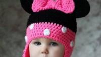 Tavşan Kulaklı Örgü Kız Çocuk Şapka Tarifi