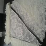 yatak odası için çarşaf ve bohça dantel modelleri