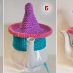 örgü çaydanlık kılıf (10)