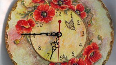 Boya İle Harika Bir Saat Çalışması