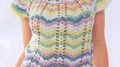 Yazlık bluz yapımı. 38 beden